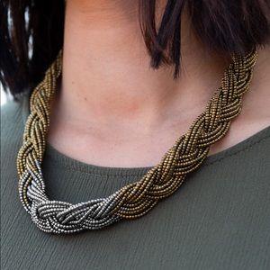 Brazilian Brilliance multi necklace